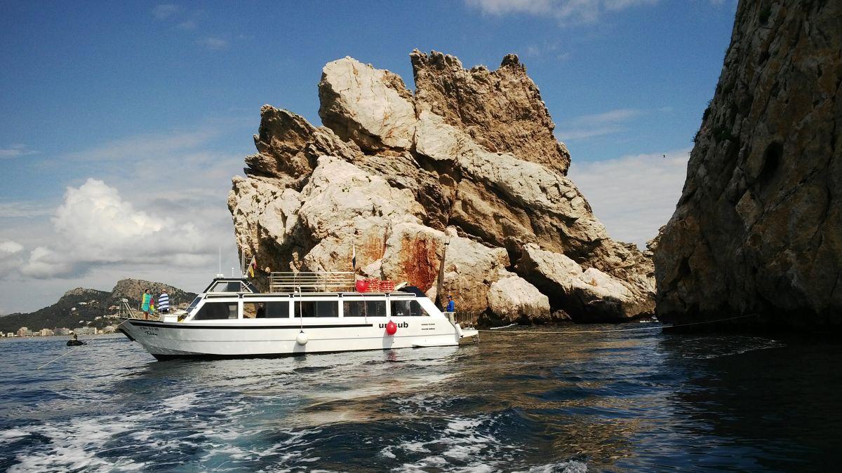 Otra fantástica inmersión en Carall Bernat