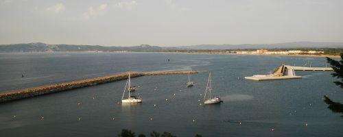 La nueva versión del puerto de Estartit